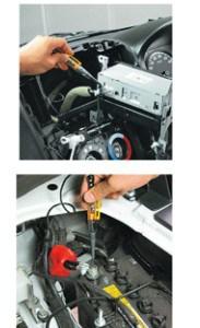 Detector de voltaje para movilidades 1035-A