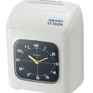Reloj tarjetero para control de Asistencia de bajo trafico EX3200