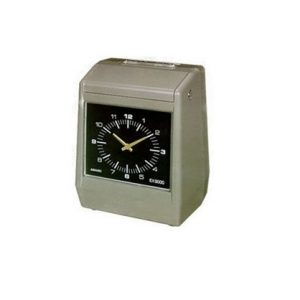 Reloj tarjetero para control de Asistencia de alto trafico EX9100