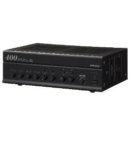 Amplificador de 60W para perifoneo publico