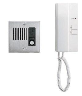 Intercomunicador para el hogar serie IE -solo audio-