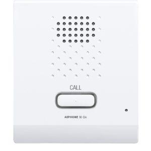 Sub-estacion con microfono y boton de llamado NI-BA