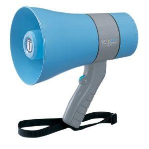 Megafono pequeño de hasta 250m TR-215A