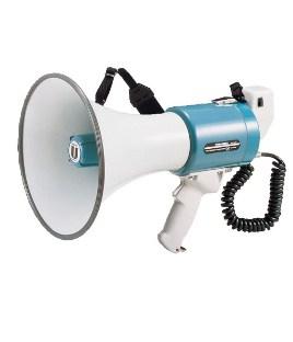Megafono de hasta 500m con agarrador TRM-66A