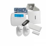 Kit 1 de alarma con transceptor independiente para espacios grandes 1