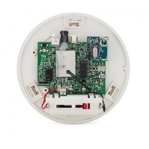 Sensor de humo fotoeléctrco