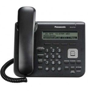 TELÉFONO-PANASONIC-SIP-BÁSICO-KX-UT123X-B